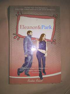 Novel Eleanor dan Park
