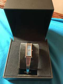 Preloved Authentic  Gucci watch