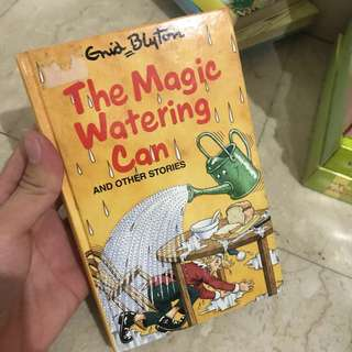 The Magic Watering Can