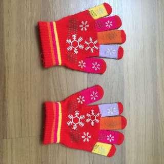 Kid/ children gloves