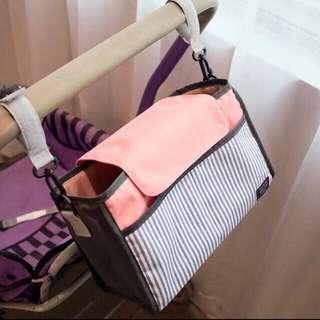 Korean multifunction baby diaper changing bag