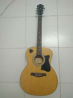 Acoustic Guitar Ibanez. Gitar akustik ibanez.
