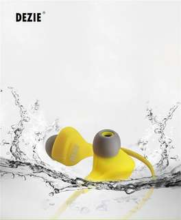 Dezie IPX6 Waterproof Earphone