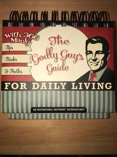 Calendar - The Godly Guy's Guide For Daily Living