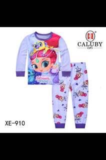 Cartoon Pyjamas ( stock will in end of May)