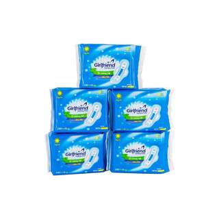 Girlfriend Anions Pads - Day Use Pack of 5