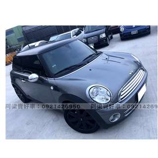 2009年-MINI-COOPER 買車不是夢想.輕鬆低月付.歡迎加LINE.電(店)洽