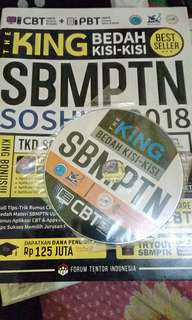 Buku GO dan THE KING SBMPTN