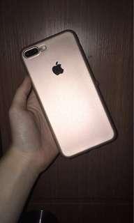 Gold Case (iPhone 7plus)
