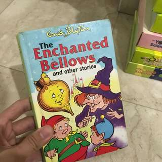 The enchanted bellow