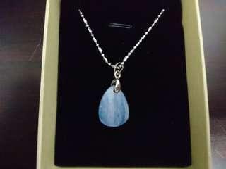 藍晶石項鍊