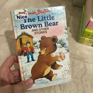 The little brown bear