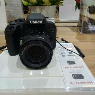 Kredit Canon 800D