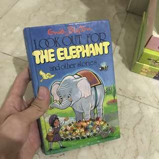 Look out for the elephant