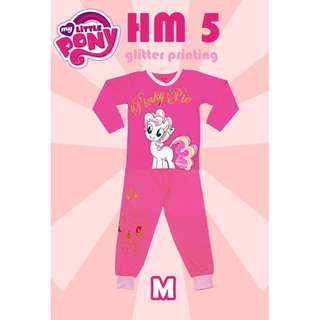 pajamas anak perempuan hm5 m