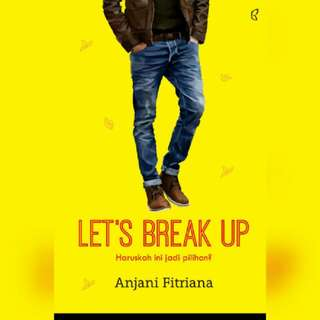 Ebook Lets Break Up