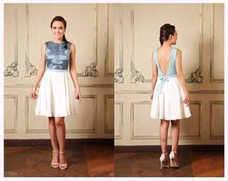Shandy Aulia Collections - Mini Dress