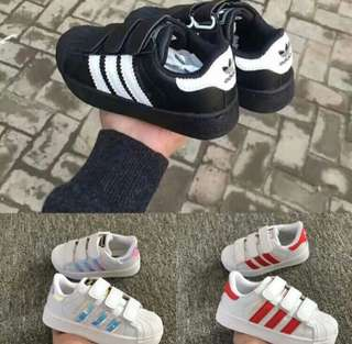 Adidas kids superstart