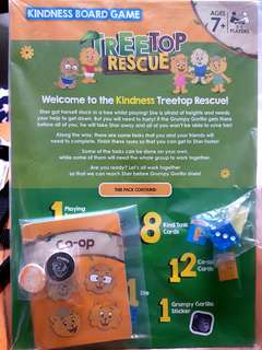 Kindness (Singa) board game for children
