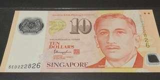 Portrait $10