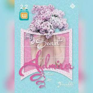 Ebook Secret Admirer (If I Could Tell You)