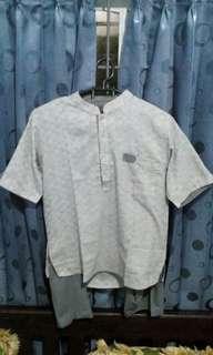 Baju muslim anak-anak