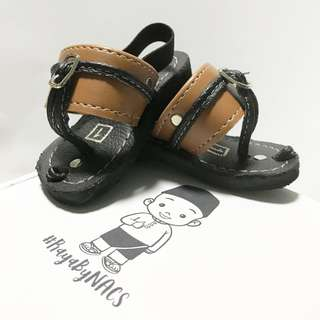 Baby & Kids Capal (Black/Brown)