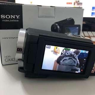 🚚 Sony HDR-CX430V 數位攝影機