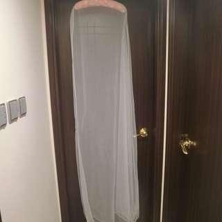 婚紗或晩裝掛套
