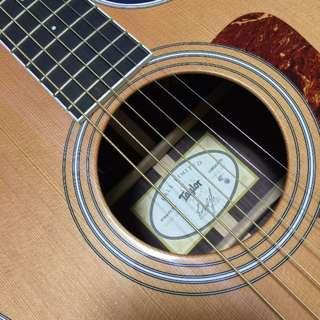 Taylor Guitar 2013 Fall Limited Edition 414CE-FLTD *Rare*