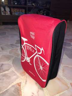 OCBC cycle shoe bag