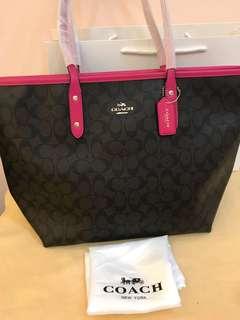 Coach Tote Bag Original city tote handbag handbag