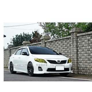 2010年-豐田-ALTIS 買車不是夢想.輕鬆低月付.歡迎加LINE.電(店)洽