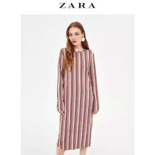 Zara dress ss18 brandnew with tag