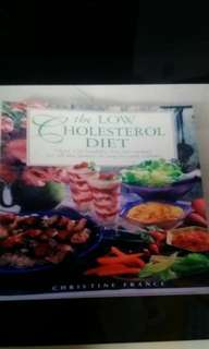 The low cholesterol diet cooking book