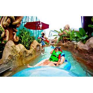 Adventure Cove Waterpark - Etickets ******************