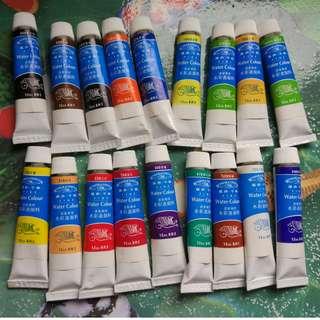 Winsor&Newton Watercolour Paints,18 Colour Set