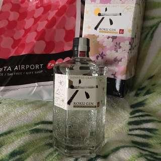 Roku Gin 六 琴酒 氈酒 日本限量版連盒