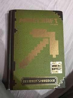 Minecraft beginner's handbook (updated edition )
