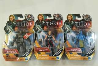 Thor, The Mighty Avenger (Set C Combo)