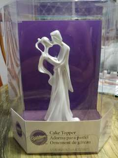 Wedding Topper for cakes