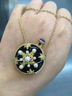 法国大牌🎉🎉红宝石 蓝宝石 Akoya 珍珠