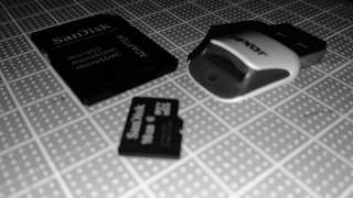 Data recovery (Micro SD / SD Card)