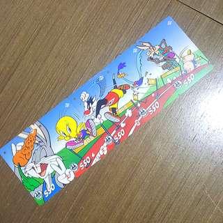 MTR 地鐵飛 懷舊車票