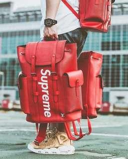 LV SUPREME backpack
