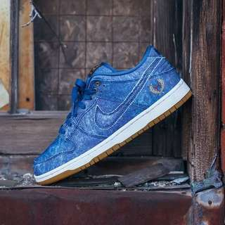 "Nike SB Dunk Low TRD QS ""Denim"""