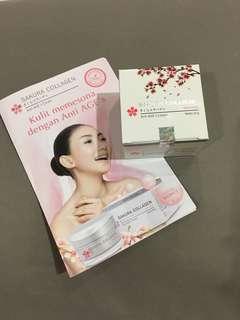 Sakura Collagen Anti Aging