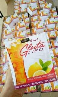 Gluta Lipo Slimming Juice