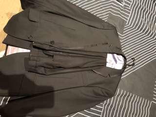 Italian Suit black