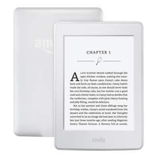 Kindle Paperwhite + free 8000 ebooks, pouch & more!